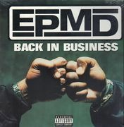 Double LP - Epmd - Back In Business - STILL SEALED!