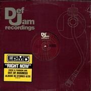 12inch Vinyl Single - Epmd - Right Now