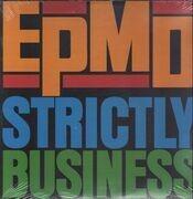 12inch Vinyl Single - Epmd - Strictly Business - Still Sealed