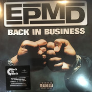 Double LP & MP3 - EPMD - Back In Business - 180g +download