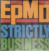 12inch Vinyl Single - Epmd - Strictly Business