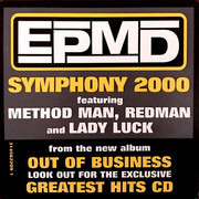 12inch Vinyl Single - Epmd - Symphony 2000 / Right Now