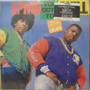 12inch Vinyl Single - Epmd - You Gots To Chill