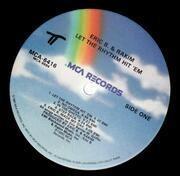 LP - Eric B. & Rakim - Let The Rhythm Hit 'Em