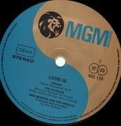 Double LP - Eric Burdon & The Animals - Love Is - original german