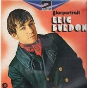 Double LP - Eric Burdon - Starportrait