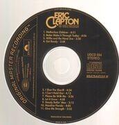 CD - Eric Clapton - 461 Ocean Boulevard - 24k Gold Ultradisc II