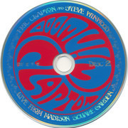 Double DVD - Eric Clapton and Steve Winwood - Live From Madison Square Garden
