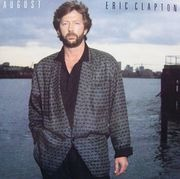 CD - Eric Clapton - August