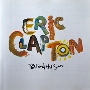 CD - Eric Clapton - Behind The Sun