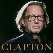 Double LP - Eric Clapton - Clapton