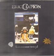 LP - Eric Clapton - No Reason To Cry - Zlatna