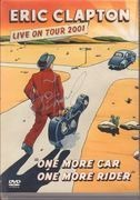 DVD - Eric Clapton - One More Car, One More Rider - Dolby Digital 5.1