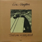 LP - Eric Clapton - There's One in Every Crowd