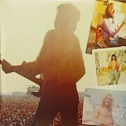LP - Eric Clapton - Backless - Promo