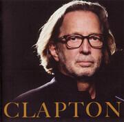 CD - Eric Clapton - Clapton