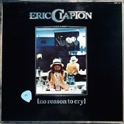LP - Eric Clapton - No Reason To Cry - France