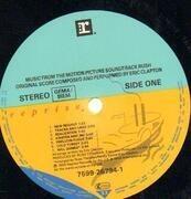 LP - Eric Clapton - Rush (Soundtrack)