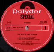 LP - Eric Clapton - The Best Of Eric Clapton
