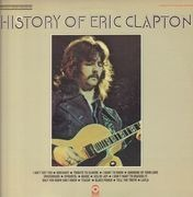 LP - Eric Clapton - The History Of Eric Clapton