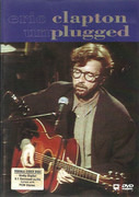 DVD - Eric Clapton - Unplugged - PAL / Double sided