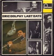 LP - Eric Dolphy - Last Date - Mono