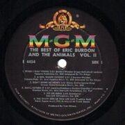 LP - Eric Burdon & The Animals - The Best Of Eric Burdon And The Animals Vol. II
