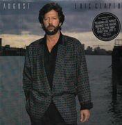 LP - Eric Clapton - August