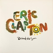 LP - Eric Clapton - Behind The Sun - Columbia House issue