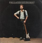 Double LP - Eric Clapton - Just One Night - Gatefold