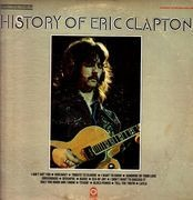 Double LP - Eric Clapton - The History Of Eric Clapton
