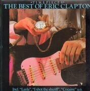 LP - Eric Clapton - Time Pieces - The Best Of Eric Clapton