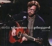 Double CD - Eric Clapton - Unplugged