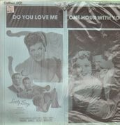 LP - Maureen O'Hara, Dick Haymes, Maurice Chevalier... - Do you love me / One hour with you