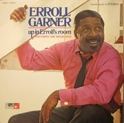 LP - Erroll Garner - Up In Erroll's Room