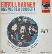 LP - Erroll Garner - One World Concert