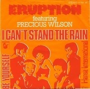 7'' - Eruption - I Can't Stand The Rain