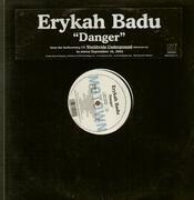 12'' - Erykah Badu - Danger