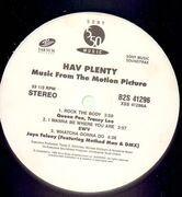 Double LP - Erykah Badu, Faith Evans a.o. - Hav Plenty - Music From The Motion Picture