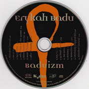 CD - Erykah Badu - Baduizm