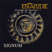 CD - Estampie - Signum - digipak