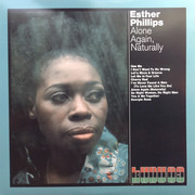 LP - Esther Phillips - Alone Again, Naturally - Still Sealed