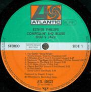 LP - Esther Phillips - Confessin' The Blues