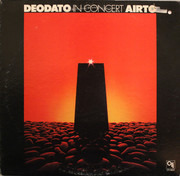 LP - Eumir Deodato - Airto Moreira - In Concert