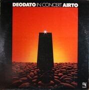 LP - Eumir Deodato / Airto Moreira - In Concert