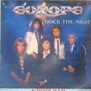 12'' - Europe - Rock The Night