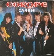 7'' - Europe - Carrie