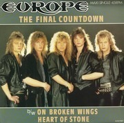 12inch Vinyl Single - Europe - The Final Countdown