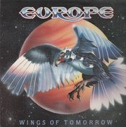 LP - Europe - Wings Of Tomorrow