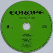 CD - Europe - Last Look At Eden - Green Version - Cristal Case